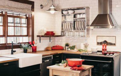 Vous et l'espace cuisine ?