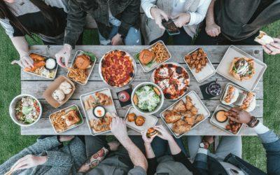 Pas toujours simple de manger ensemble