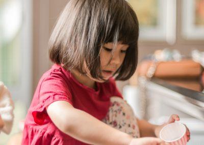 En cuisine, (re)mettez votre Enfant libreaux commandes !