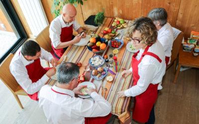 Cuisine Thérapie©, les bienfaits thérapeutiques de la cuisine.