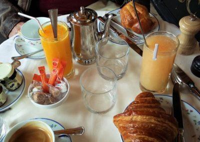 Les révélations du premier petit-déjeuner à deux !